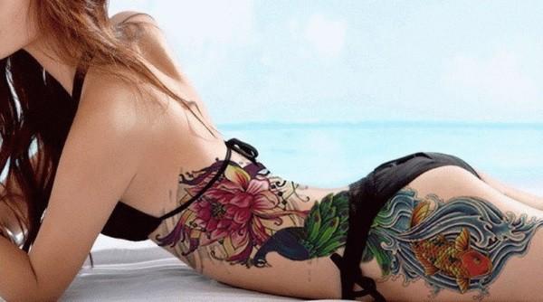 koi fish meaning koi fish tattoo for women