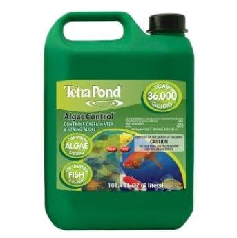 pond algae control how to get rid of algae in pond