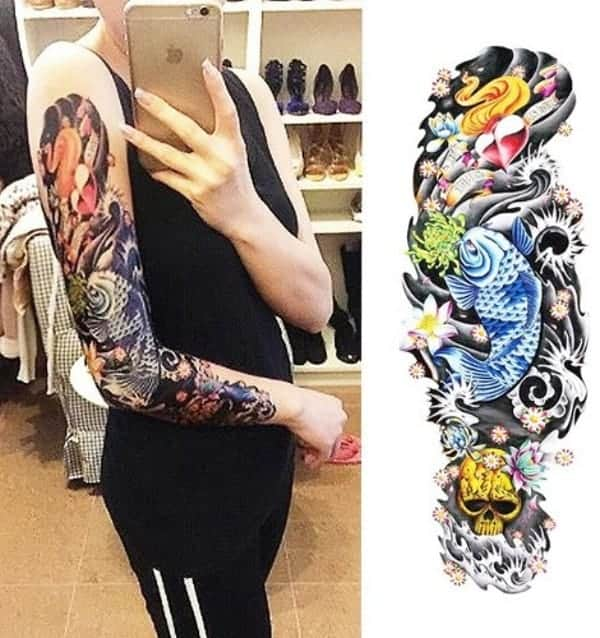koi fish meaning koi fish tattoo forearm