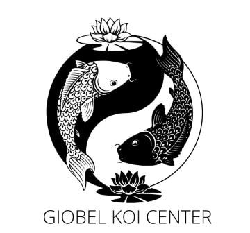 About us giobel koi center logo