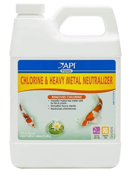 chlorine neutralizer