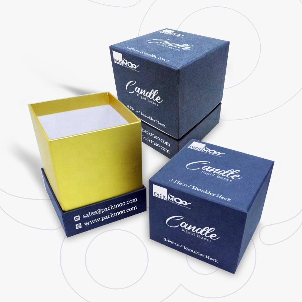 Candle Rigid Boxes